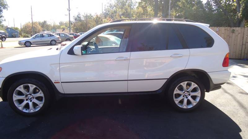 2003 BMW X5 for sale at Diamond Auto Sales in Lexington NC
