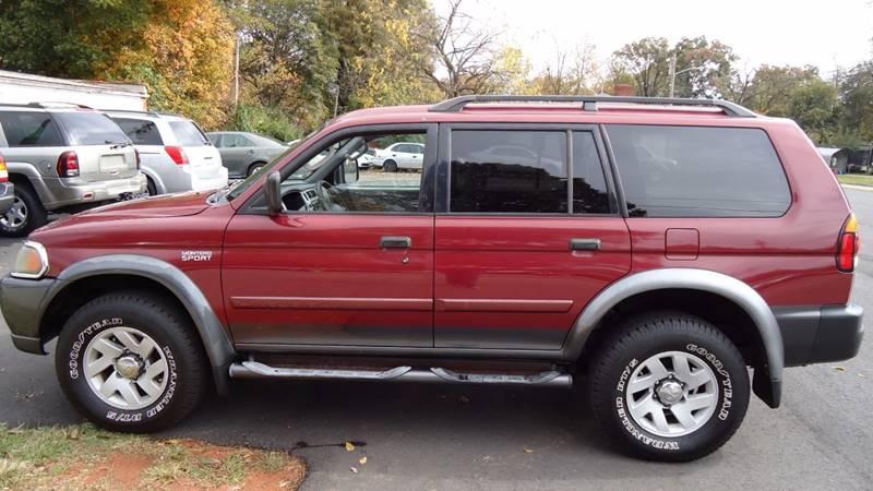 2003 Mitsubishi Montero Sport for sale at Diamond Auto Sales in Lexington NC
