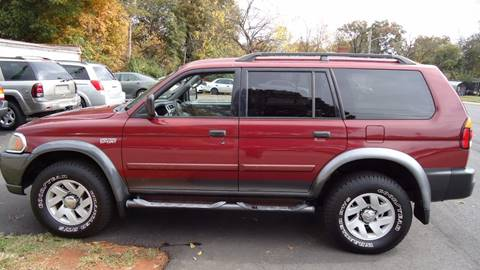 2003 Mitsubishi Montero Sport for sale at Diamond Auto Sales in Lexington NC