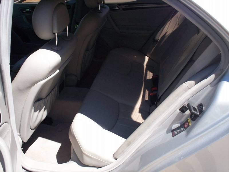 2005 Mercedes-Benz C-Class AWD C 240 4MATIC 4dr Sedan - Arlington TX