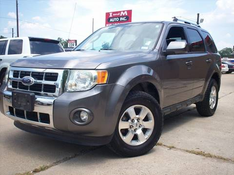 2009 Ford Escape for sale in Arlington, TX
