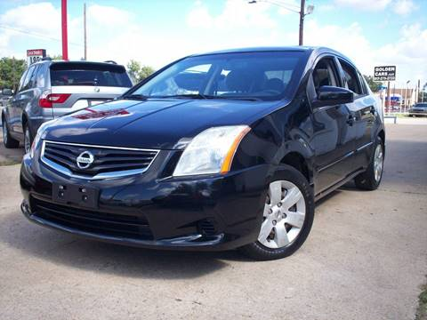2011 Nissan Sentra for sale in Arlington, TX