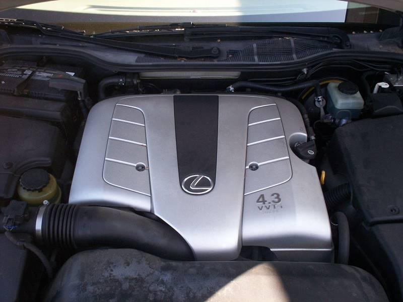 2001 Lexus LS 430 4dr Sedan - Arlington TX