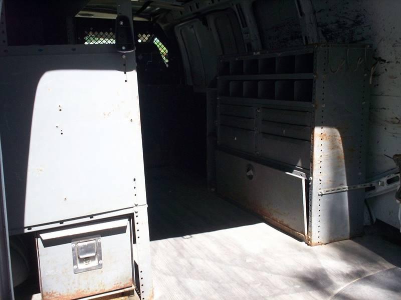 2009 Chevrolet Express Cargo 2500 3dr Cargo Van - Arlington TX