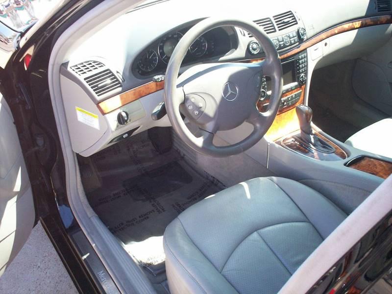 2006 Mercedes-Benz E-Class E 350 4dr Sedan - Arlington TX