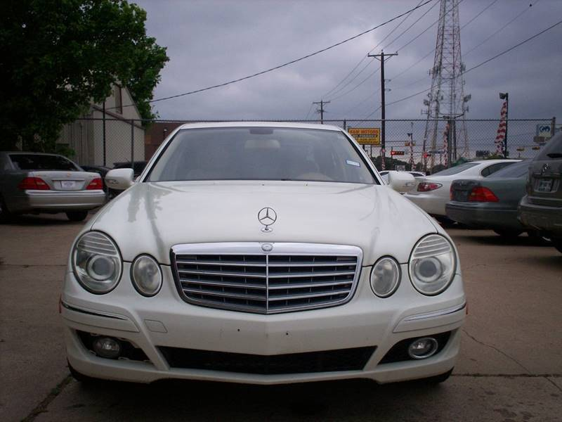 2008 Mercedes-Benz E-Class E 350 4dr Sedan - Arlington TX