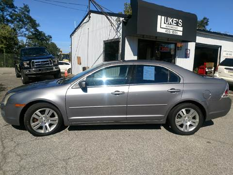 2006 Ford Fusion for sale in Erie, PA