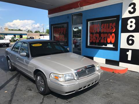 2008 Mercury Grand Marquis for sale in Fort Myers, FL