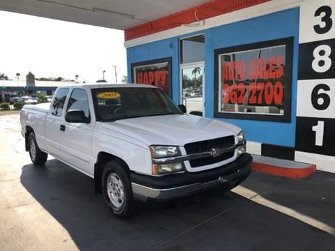 2003 Chevrolet Silverado 1500 for sale in Fort Myers, FL