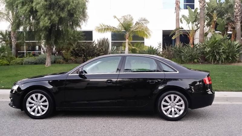 2009 audi a4 2 0t premium plus 4dr sedan cvt in van nuys ca hyperlane motors inc. Black Bedroom Furniture Sets. Home Design Ideas