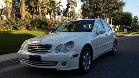Mercedes benz c class for sale in van nuys ca for Mercedes benz van nuys inventory