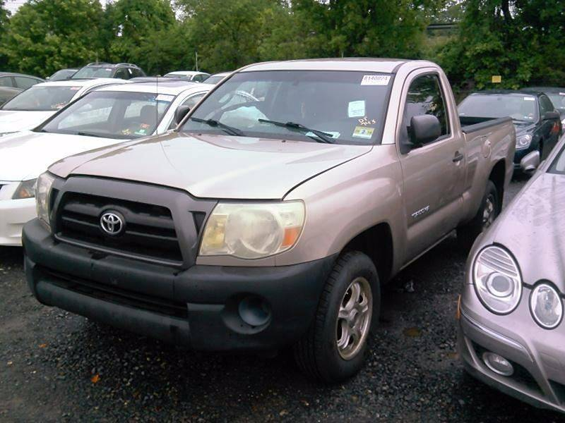 2005 Toyota Tacoma for sale at Re-Fleet llc in Towaco NJ