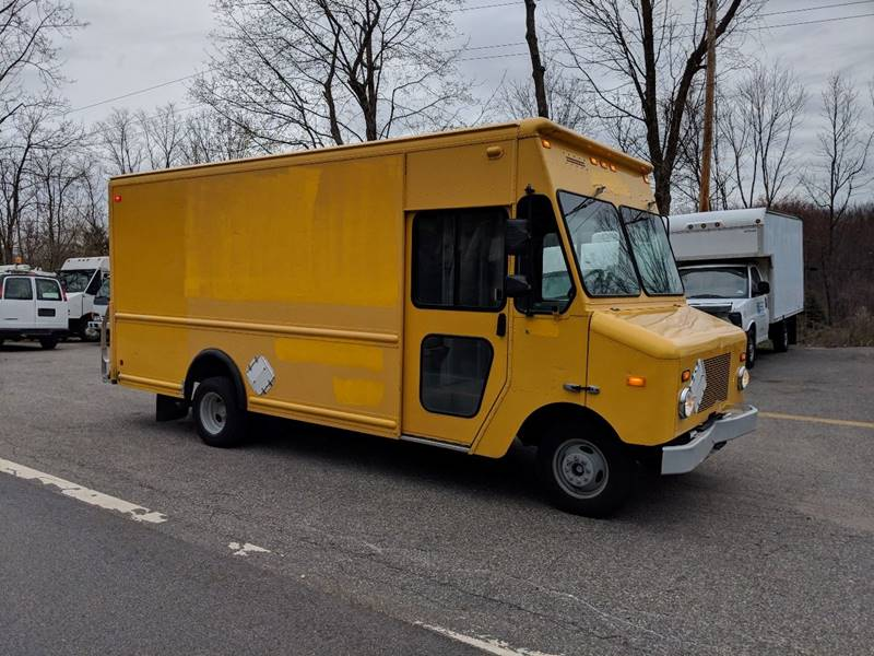 2008 Ford E450 MORGAN STEP VAN  for sale at Re-Fleet llc in Towaco NJ