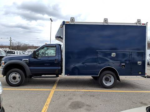 2009 Ford F-450 for sale at Re-Fleet llc in Towaco NJ