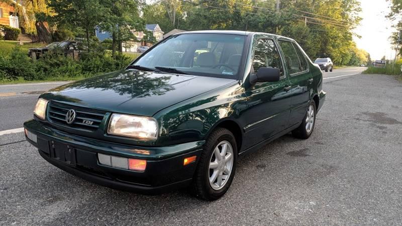 1997 Volkswagen Jetta for sale at Re-Fleet llc in Towaco NJ