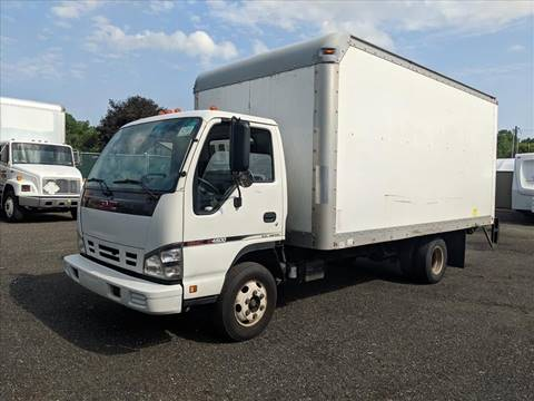 2007 Isuzu NPR for sale at Re-Fleet llc in Towaco NJ