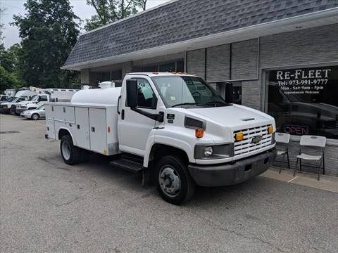2006 Chevrolet C5500 For Sale In Towaco Nj