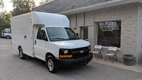 2013 Chevrolet Express Cutaway for sale at Re-Fleet llc in Towaco NJ