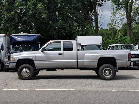 2001 Dodge Ram Pickup 3500 for sale at Re-Fleet llc in Towaco NJ