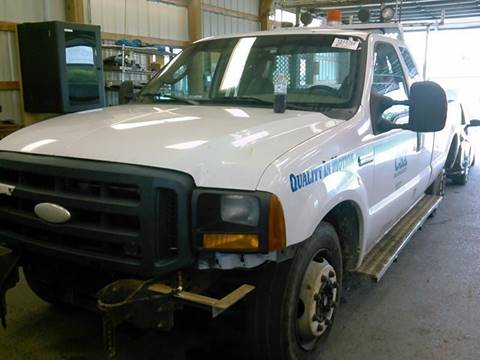 2006 Ford F-350 Super Duty for sale at Re-Fleet llc in Towaco NJ
