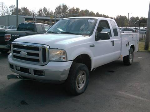 2006 Ford F-250 Super Duty for sale at Re-Fleet llc in Towaco NJ