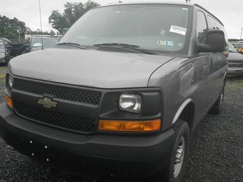 2012 Chevrolet Express Cargo for sale at Re-Fleet llc in Towaco NJ