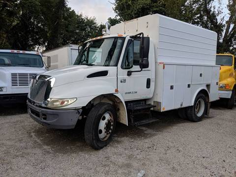 2007 International DuraStar 4200 for sale in Towaco, NJ