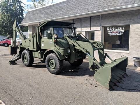 1989 MERCEDES FREIGHTLINER UNIMOG FLU 419 for sale in Towaco, NJ