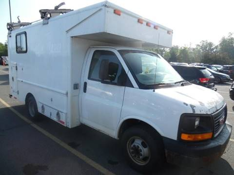 2007 GMC Savana Cutaway for sale at Re-Fleet llc in Towaco NJ