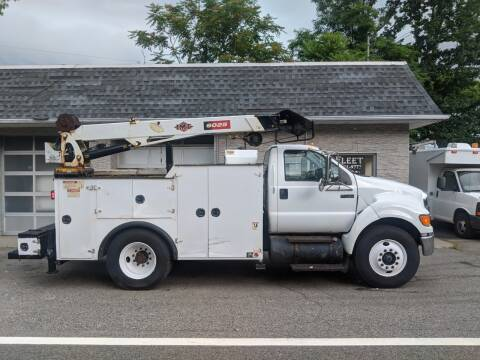 2006 Ford F-750 Super Duty for sale at Re-Fleet llc in Towaco NJ