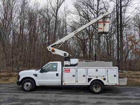2008 Ford F-350 Super Duty for sale at Re-Fleet llc in Towaco NJ