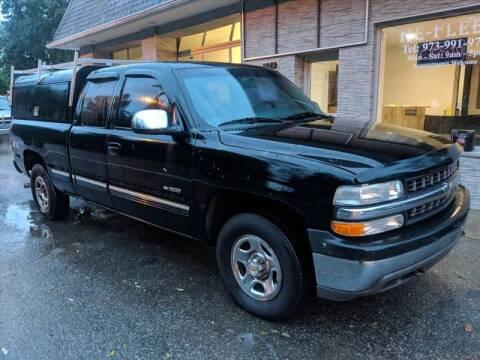 2001 Chevrolet Silverado 1500 LS for sale at Re-Fleet in Towaco NJ