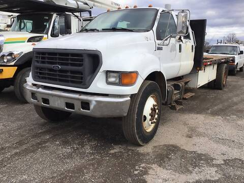2000 Ford F-750 Super Duty for sale at Re-Fleet llc in Towaco NJ