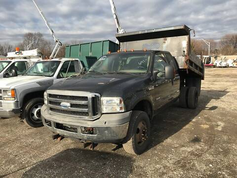 2006 Ford F-350 Super Duty for sale at Re-Fleet in Towaco NJ