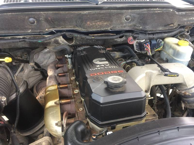 2006 Dodge Ram Pickup 2500 SLT 4dr Quad Cab 4WD LB - Statesville NC