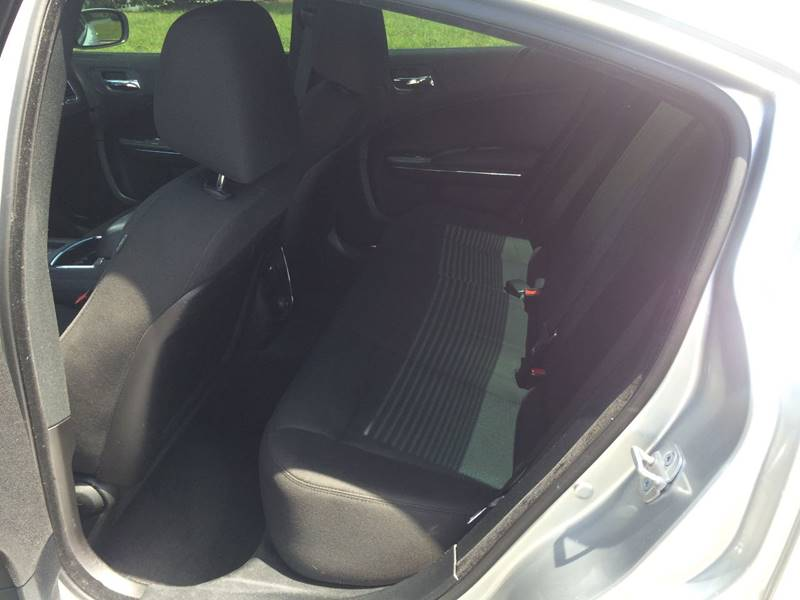 2012 Dodge Charger Police 4dr Sedan - Statesville NC
