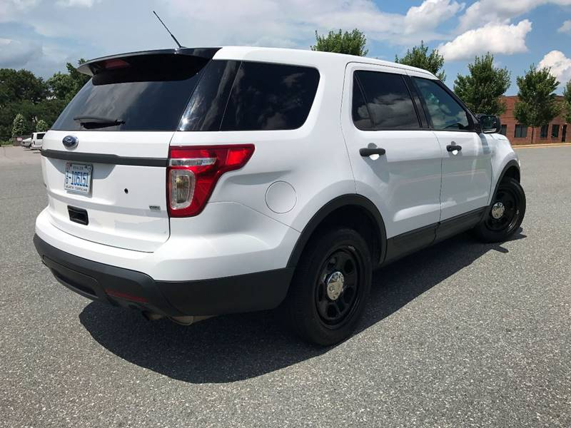 2013 Ford Explorer AWD Police Interceptor 4dr SUV - Mooresville NC