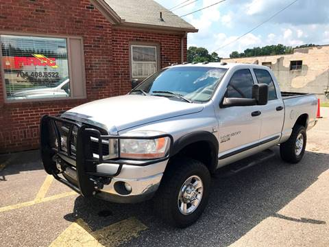 2006 Dodge Ram Pickup 2500 for sale in Statesville, NC