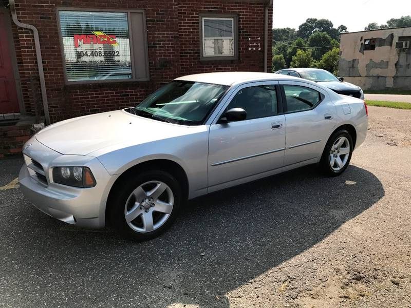 2010 Dodge Charger Police 4dr Sedan In Statesville Nc Macc
