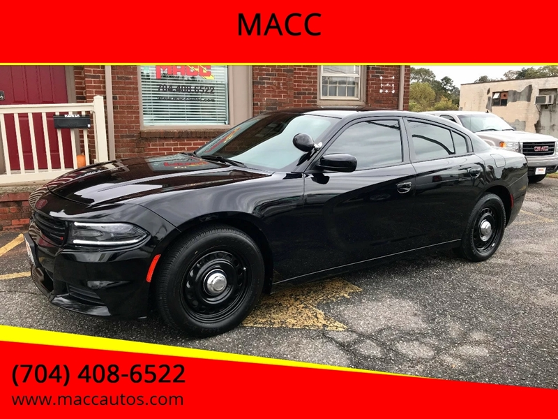 2015 Dodge Charger AWD Police 4dr Sedan In Statesville NC - MACC
