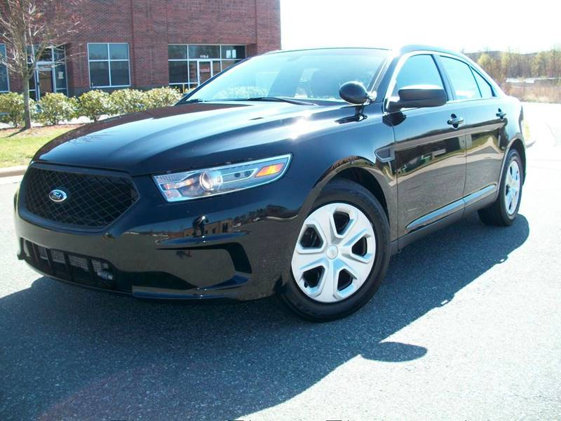 2013 Ford Taurus Police Interceptor 4dr Sedan In Statesville Nc Macc
