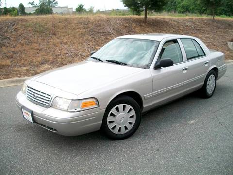 2008 Ford Crown Victoria for sale in Mooresville, NC