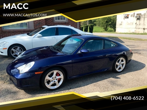 2002 Porsche 911 for sale in Statesville, NC
