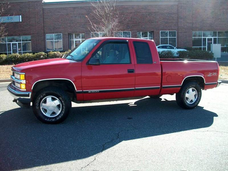 1998 chevy ck 1500