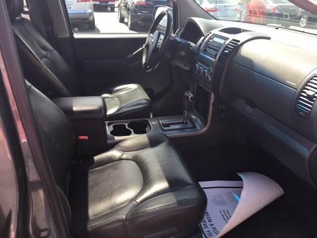 2006 Nissan Pathfinder SE 4dr SUV - Springdale AR