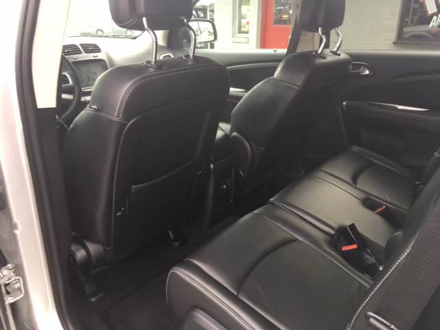 2014 Dodge Journey AWD SXT 4dr SUV - Springdale AR