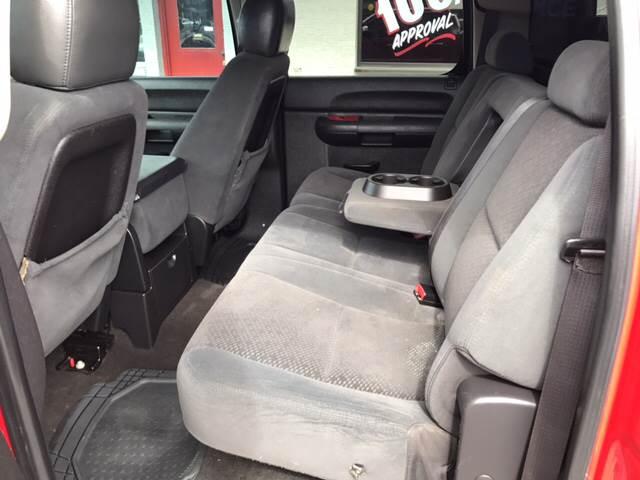 2007 Chevrolet Silverado 1500 LT1 4dr Crew Cab 5.8 ft. SB - Springdale AR