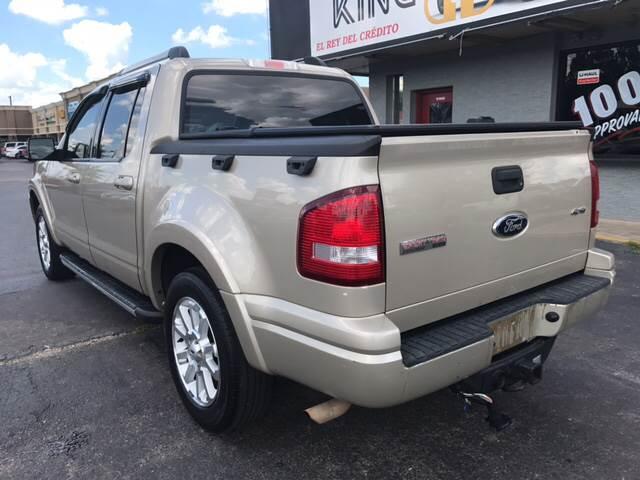 2007 Ford Explorer Sport Trac Limited 4dr Crew Cab 4WD V6 - Springdale AR
