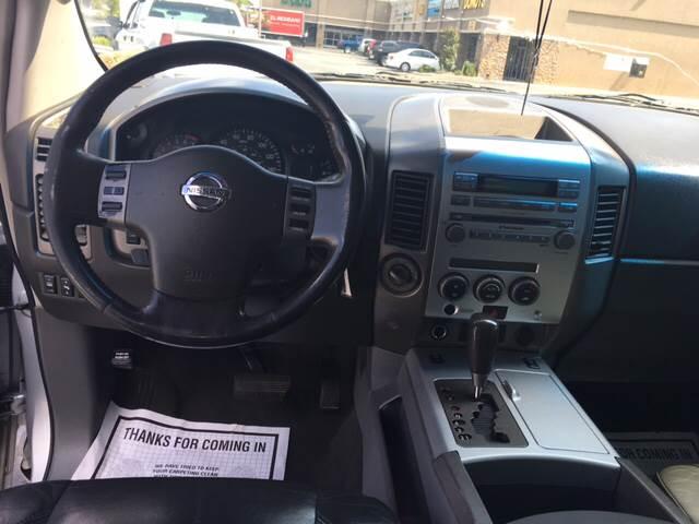 2006 Nissan Titan XE FFV 4dr Crew Cab 4WD SB - Springdale AR