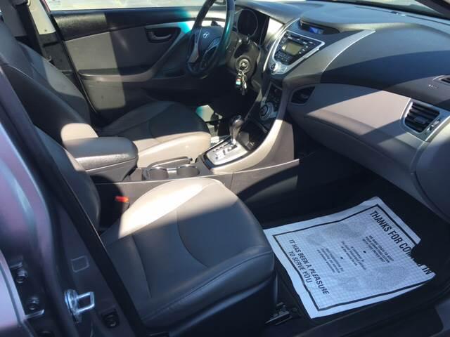 2011 Hyundai Elantra Limited 4dr Sedan - Springdale AR